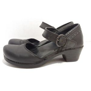 Dansko Mary Jane clogs
